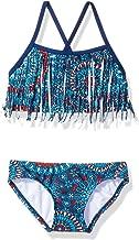 Kanu Surf Girls' Melanie Fringe Bikini Swimsuit