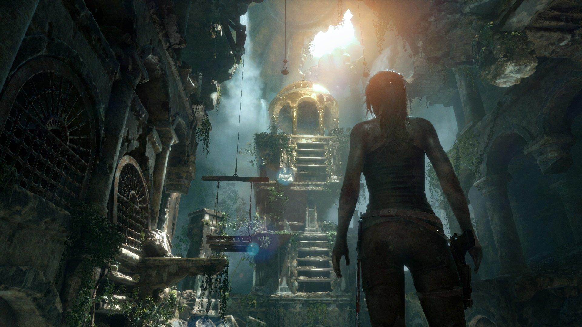 Rise Of The Tomb Rider: 20 Aniversario: Amazon.es: Videojuegos