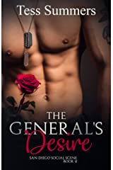 The General's Desire: San Diego Social Scene Book 2 Kindle Edition