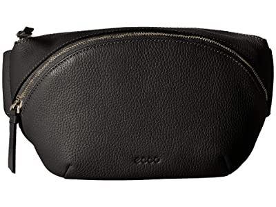 ECCO SP 3 Sling Bag (Black) Handbags