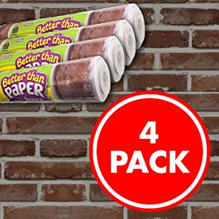 Red Brick Better Than Paper Bulletin Board Roll 4-Pack