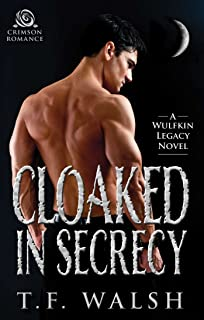 Cloaked in Secrecy (3) (Wulfkin Legacy)