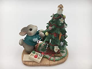 My Blushing BunniesBlessings on the tree for all to see 386847