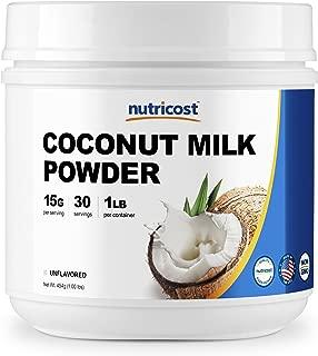 nature's choice coconut milk powder