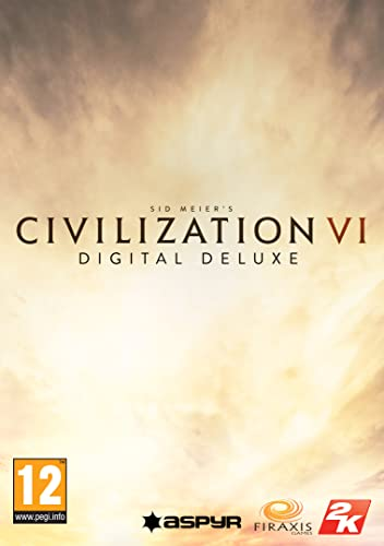 Sid Meier's Civilization VI Digital Deluxe [Mac Code - Steam]