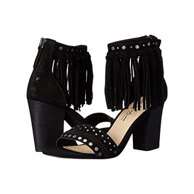 Sbicca Palooza (Black) High Heels