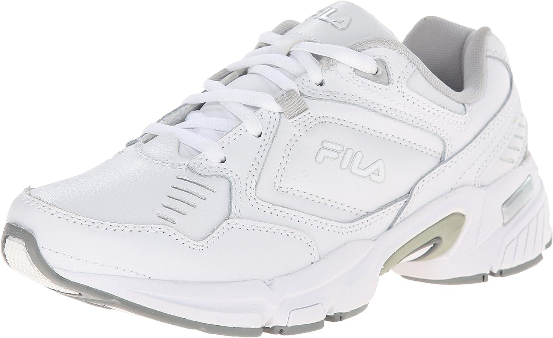 Fila Women's Memory Comfort Trainer Slip Resistant Work shoes