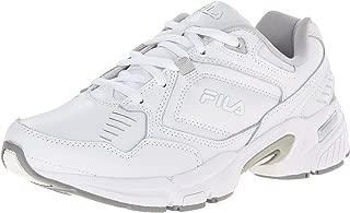 Women's Memory Comfort Trainer Slip Resistant Work Shoe