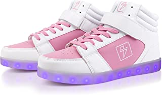 electric styles Light Up Shoes - High Tops