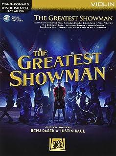 The Greatest Showman: Instrumental Play-Along Series for Violin (Hal Leonard Instrumental Play-Along)