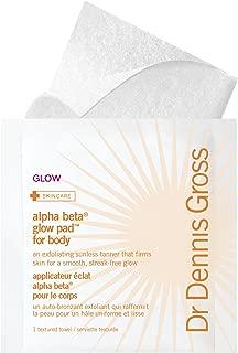 Dr. Dennis Gross Skincare Alpha Beta Glow Pad, 8 Count