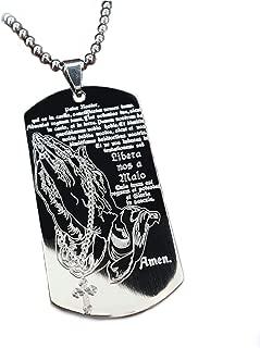 GRATIS Wunsch Jahres Gravur /& pers/önliche Textgravur Real Bullet Design Dog Tag Set Her King His Queen Partner Halsketten Edelstahl Punk Rock Skull