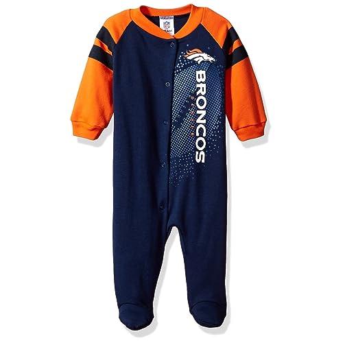 d88b47332 Baby Denver Broncos Apparel  Amazon.com