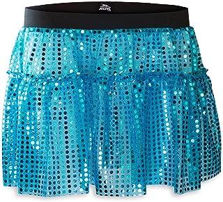 Running Costume Tutu Skirt Glitter Sequined Tutu