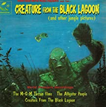 Creature from the Black Lagoon (and Other Jungle Pictures)