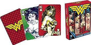 Aquarius DC Comics Wonder Woman Playing Cards