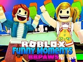 Clip: Roblox Funny Moments (BBPaws)
