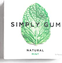 product image for Simply Gum Mint 1 oz each (4 Items Per Order, not per case)