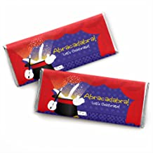 Magic - Candy Bar Wrappers Birthday Party Favors - Set of 24