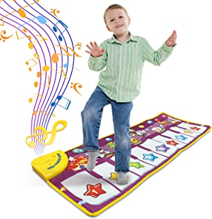 Greetmirth Kids Musical Mats, Piano Mat with 25 Music Sounds