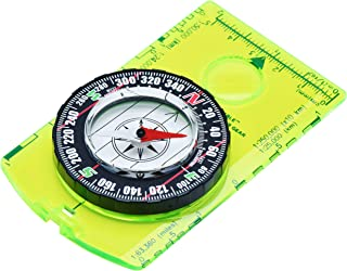 Reliable Outdoor Gear Professional Boy Scout Compass - Liquid Filled,  Rotating Bezel,  Magnetic Heading - for Navigation,  Orienteering and Survival