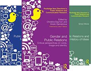Routledge New Directions in PR & Communication Research (36 Book Series)