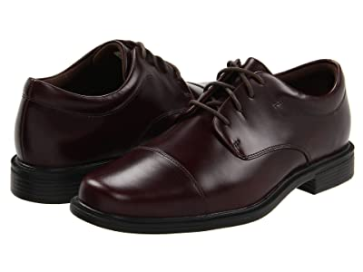 Rockport Office Essentials Ellingwood (Oxblood) Men