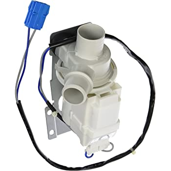 EA960873 AH960873 1089358 PS960873 2 YEAR REPLACEMENT WARRANTY Primeco WH23X10020 Compatible Drain Pump for GE Washer by OEM Parts Mannufacturer AP3207353