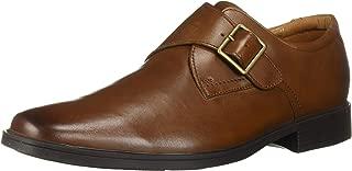 CLARKS Men's Tilden Style Monk-Strap Loafer