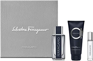 Salvatore Ferragamo Ferragamo for Men Eau de Toilette 100ml+100ml Sg+10ml Eau de Toilette Mini Set