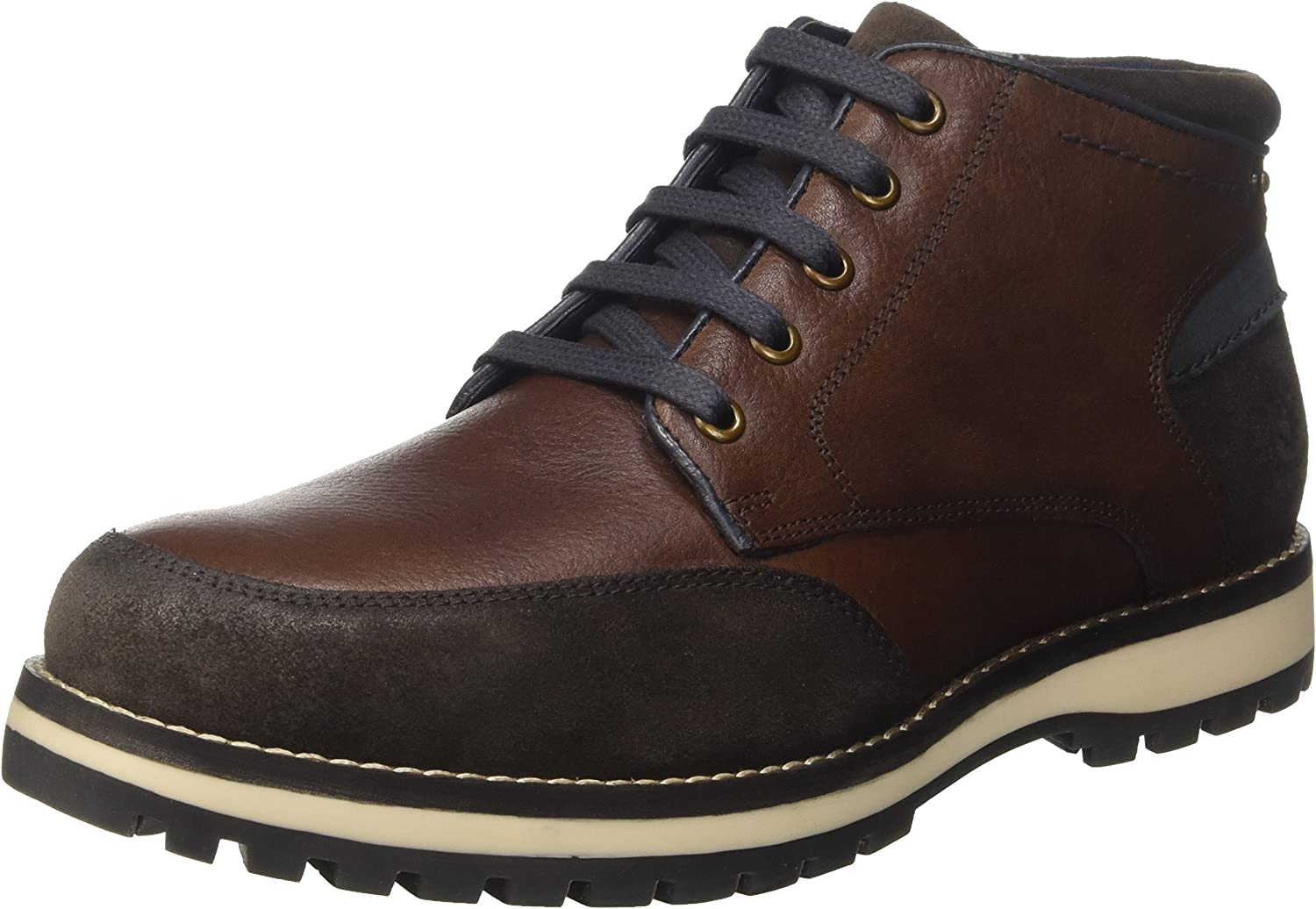 Lumberjack  Men's Roman Ankle Boots Brown