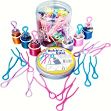 Bobbin Buddies Wonder Sewing Clips Gift Bundle, Replace Straight Pins, No More Tangled Thread Bobbins Affordable Sewing and Quilting Supplies