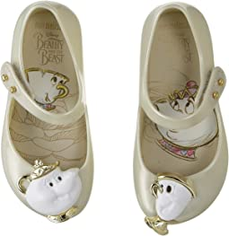 Mini Melissa Mini Ultragirl Beauty and The Beast (Toddler/Little Kid)