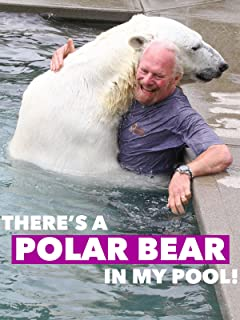 There's A Polar Bear In My Pool!
