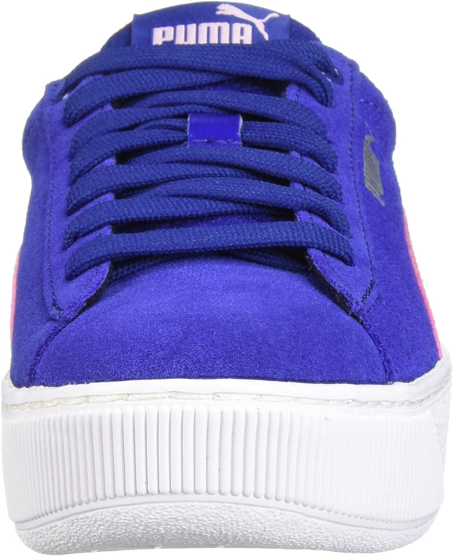 PUMA Kids Vikky Platform Jr Sneaker