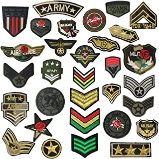 soldier patch