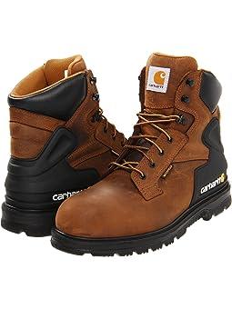 Carhartt 6 Steel Toe Waterproof Work Boot