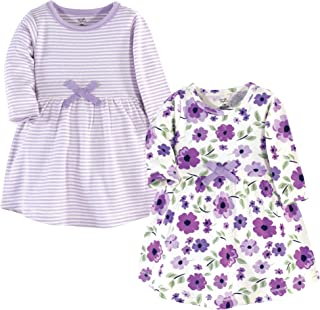 Best Girls, Toddler, Baby and Womens Organic Cotton Short-Sleeve and Long-Sleeve Dresses Reviews
