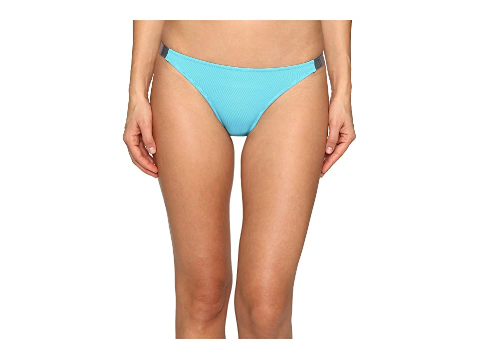 La Perla Plastic Dream Low Rise Brief (Turquoise) Women