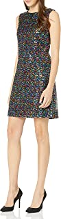Women's Sequin Sheath Dress