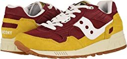 Yellow/Maroon/White