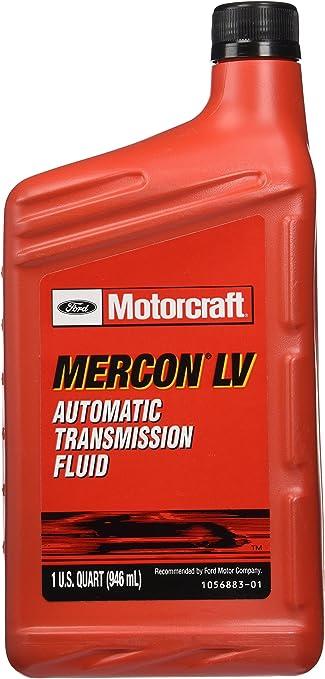 18 Quarts Auto Transmission Fluid Genuine FORD MOTORCRAFT XT10QLVC MERCON LV