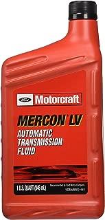 Motorcraft XT10QLVC Mercon Lv Automatic Transmission Fluid (1Qt)