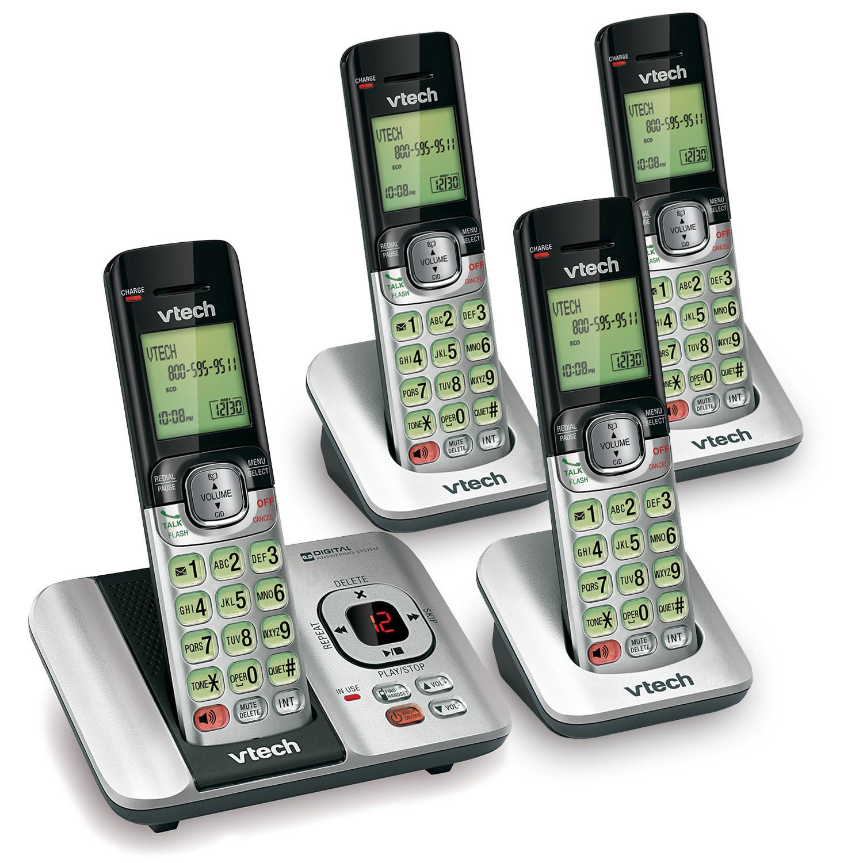 home wireless phone amazon com rh amazon com The Best Home Phone System Wireless Home Phones for Seniors
