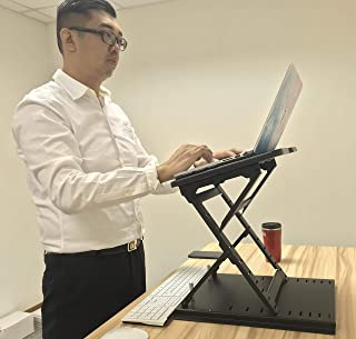 Rife Laptop Stands (Sit to Stand Laptop Riser)