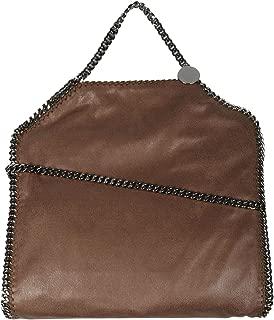 Luxury Fashion   Stella Mccartney Womens 234387W91322822 Brown Tote   Fall Winter 19