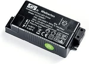 Waiberlon HLV7012T1 3-6W Bloc dalimentation /à LED 700 mA