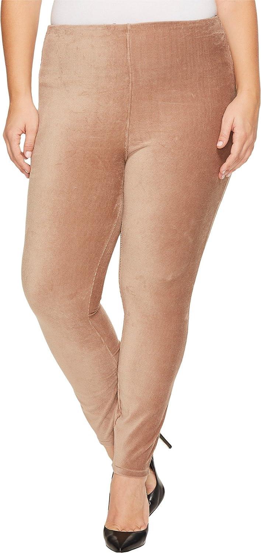 Lyssé Women's Plus Size Corduroy Legging