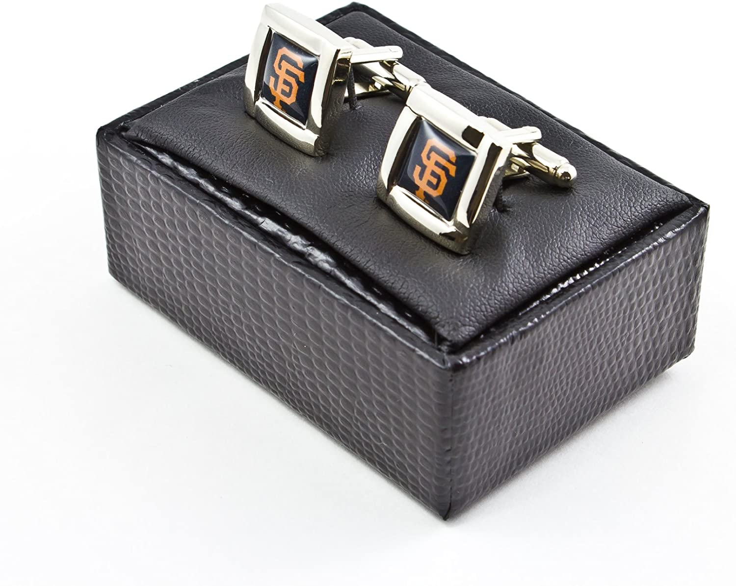 Ranking TOP4 MLB San Francisco Giants Our shop OFFers the best service Cuff Links Square