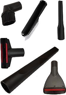 Brosses et buses aspirateur, ensemble de 6 pièces à 35 mm: brosse coussin, embout..